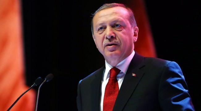 Cumhurbaşkanı Erdoğan, Bakan Akar'ı kabul etti