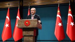 Cumhurbaşkanı Erdoğan, Barroso'yu kabul etti