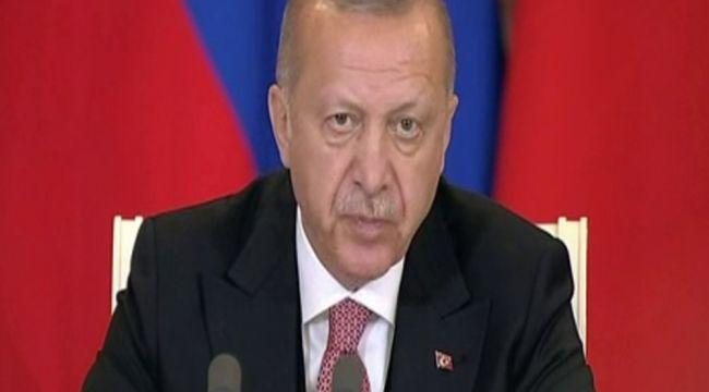 """Cumhurbaşkanı Erdoğan: """"2019 yılını Rusya ile karşılıklı kültür ve turizm yılı ilan ettik"""""""
