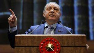 """Cumhurbaşkanı Erdoğan: """"Bizim asıl amacımız Suriye'nin toprak bütünlüğünü korumak"""""""