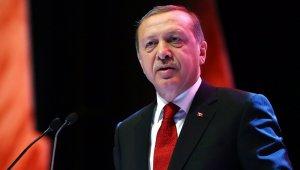 Cumhurbaşkanı Erdoğan'dan Celal Uzunkaya'ya mesaj