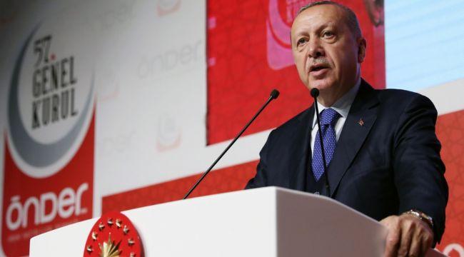 Cumhurbaşkanı Erdoğan'dan Karamollaoğlu'na sert eleştiri
