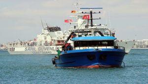 Dev operasyonla ele geçirilen 5 ton uyuşturucu İzmir'e getirildi