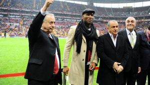 """Didier Drogba: """"Fatih Terim'den 1 yıllık kontrat istedim"""""""