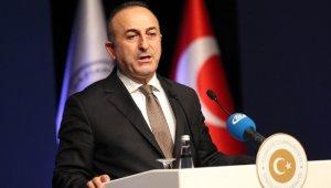 Dışişleri Bakanı Çavuşoğlu İtalya Dışişleri Bakanı ile görüştü
