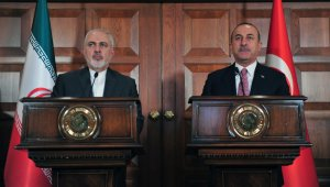 Dışişleri Bakanı Çavuşoğlu mevkidaşıyla bir araya geldi