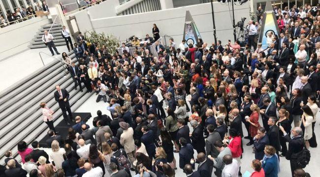 Dünya Bankası'nın yeni Başkanı Malpass göreve başladı
