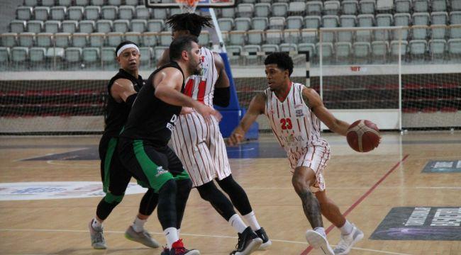 Düzce Belediyesi, Semt77 Yalova Belediyespor'u mağlup etti