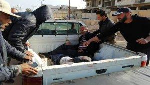 Esad rejimi İdlib'e saldırdı: 7 ölü