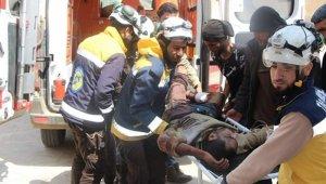 Esad rejiminin saldırıları sonucu 2 sivil yaşamını yitirdi