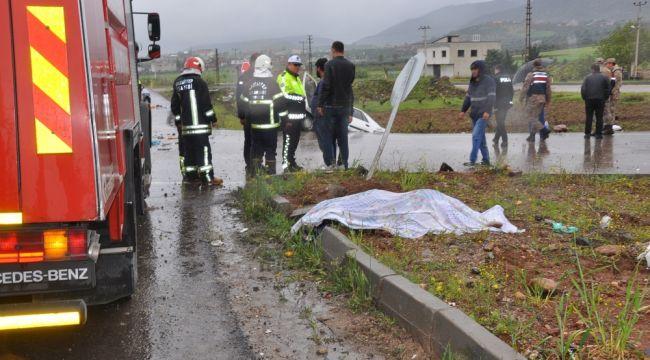 Feci kazada ölenlerin kimlikleri belli oldu