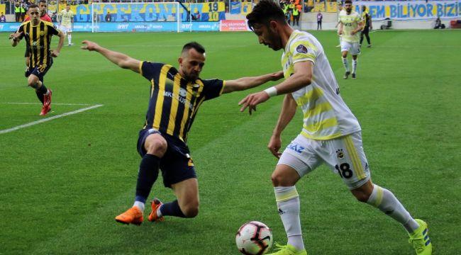 Fener Ankara'da yara aldı