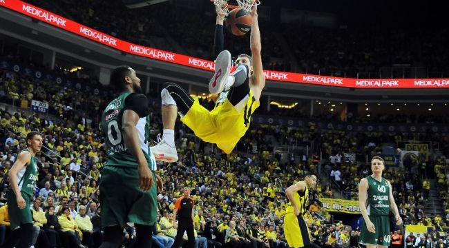Fenerbahçe Beko evinde yenildi