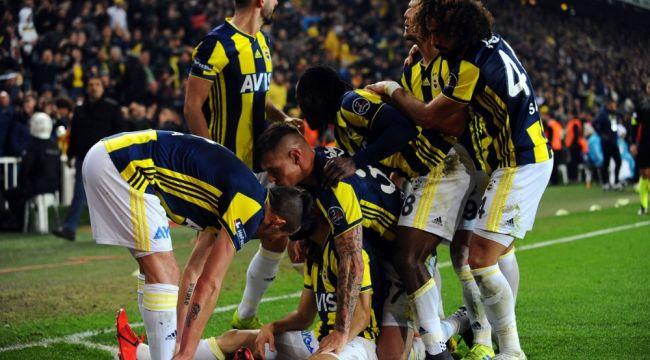 Fenerbahçe, Galatasaray'a 21. yüzyılda kaybetmedi