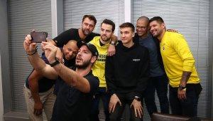 Fenerbahçe'de özel buluşma