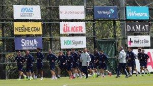 Fenerbahçe'de Trabzonspor mesaisi sürdü