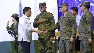 Filipinler Devlet Başkanı Duterte'den DEAŞ açıklaması