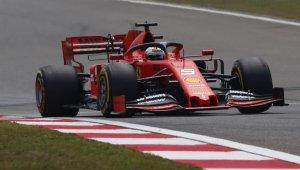 Formula 1'de heyecan Çin'de devam edecek