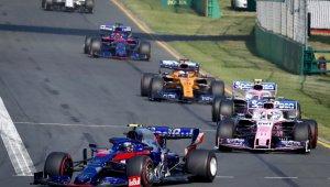 Formula 1'de yeni durak Azerbaycan
