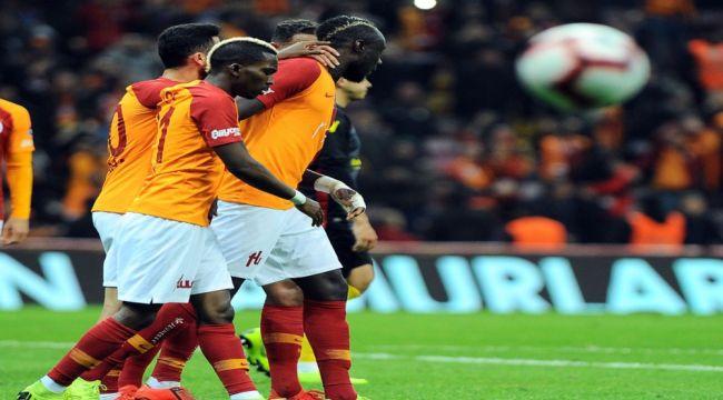 Galatasaray derbiye moralli gidecek
