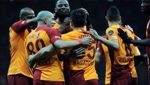 Galatasaray, ligde 15 maçtır yenilmiyor