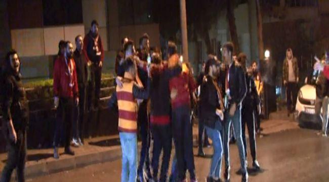 Galatasaray'a Florya'da karşılama