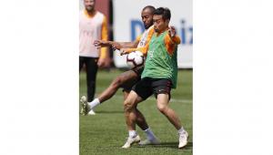 Galatasaray'da Kayserispor mesaisi başladı