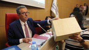 Gaziemir'de Halil Arda başkanlığında ilk meclis