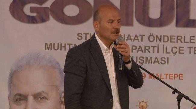 """İçişleri Bakanı Soylu: """"AK Parti itiraz etti, biz tahkikat yapıyoruz"""""""