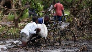 İdai Kasırgası'nda ölenlerin sayısı bini geçti