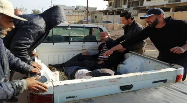 İdlib'deki saldırıDA ölü sayısı 18'e yükseldi