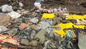 İHA'lar tespit etti Şırnak'ta 5 terörist öldürüldü