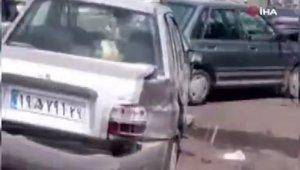 İran'da zincirleme trafik kazası:7 ölü 14 yaralı