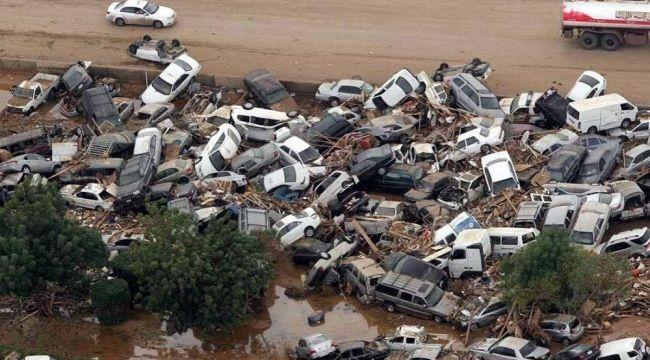 İran'daki sel felaketinde ölü sayısı 70'e yükseldi