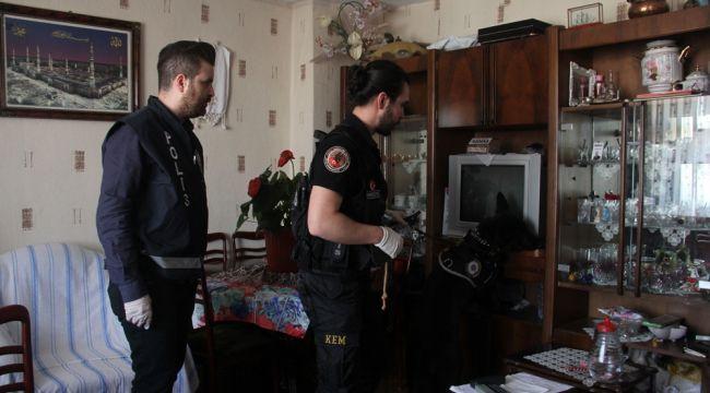 İstanbul polisinde 23 Nisan'da zehir tacirlerine operasyon