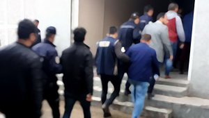 İstanbul'da 152 kişiye uyuşturucudan tutuklama