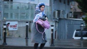 İstanbullular güne yağmur ile uyandı