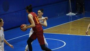 Kadınlar Basketbol Süper Ligi: Hatay Büyükşehir Belediyespor: 62 – Galatasaray: 63