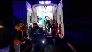 Katliam gibi kaza: 5 ölü, 2'si çocuk 6 yaralı