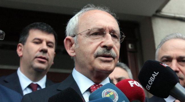 Kılıçdaroğlu: ''Bu başarı birlikte yaşamak isteyen milyonların başarısıdır''