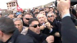 Kılıçdaroğlu'na saldırıya Adalet Bakanı ve TBMM Başkanından kınama