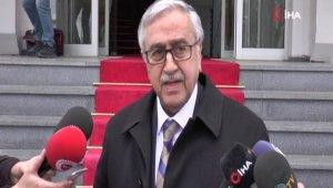KKTC Cumhurbaşkanı Akıncı, Kılıçdaroğlu'na saldırıyı kınadı