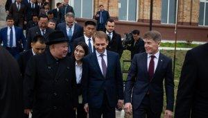 Kuzey Kore Lideri Kim Rusya temaslarına başladı