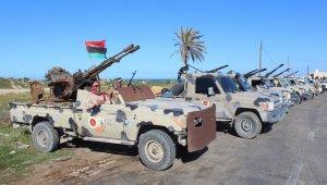 Libya'da ölü sayısı 205'e yükseldi
