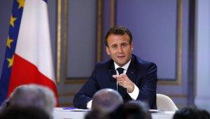 Macron Fransa'nın yeni yol haritasını açıkladı