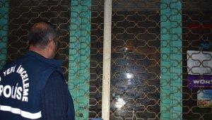 Malatya'da iş yerine silahlı saldırı
