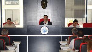 Menderes'te İlk Meclis Gerçekleşti