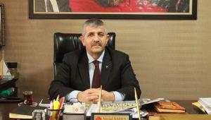 MHP İzmir İl Başkanı Şahin, Karşılarında Atatürk Vardı