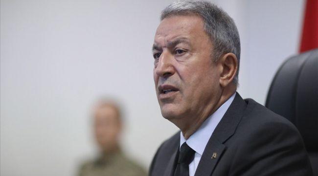 Milli Savunma Bakanı Akar: ''Amacımız Kılıçdaroğlu'nun sağ salim ayrılmasını sağlamaktı''