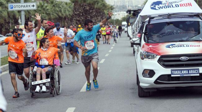 Milli Sporcu Tuğçe Akgün umuda adım atıyor